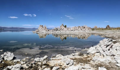 Reflections, Mono Lake