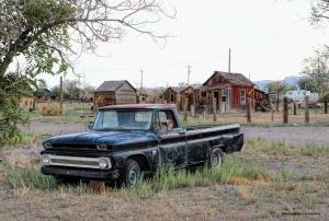 Pickup graveyard