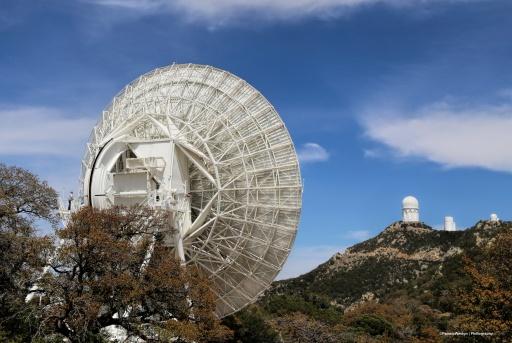VLBA..Radio telescope