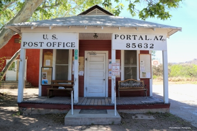 Post Office, Portal