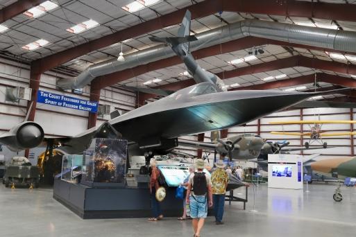 SR-71...100,000 feet or higher?