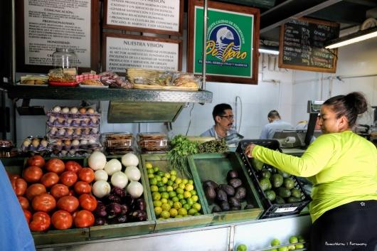De Garo's wonderful fish market