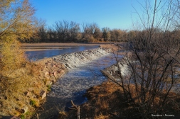 Cold and clear-Fountain Creek