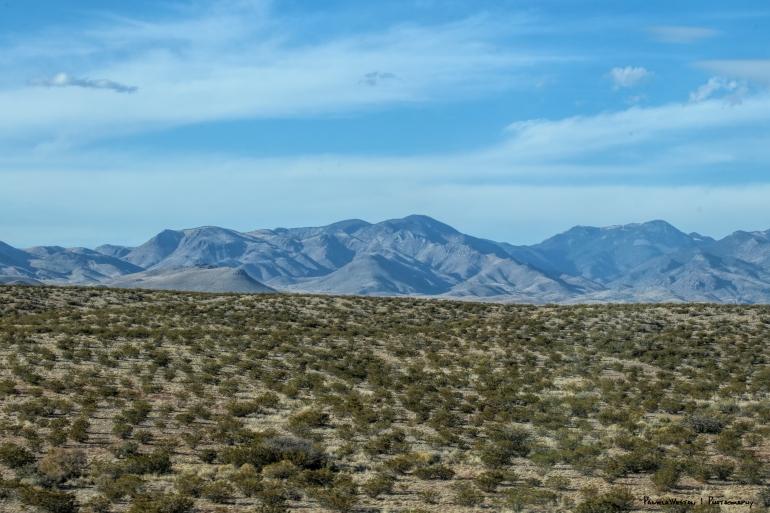 New Mexico, Chupadera Mountains along the I 25