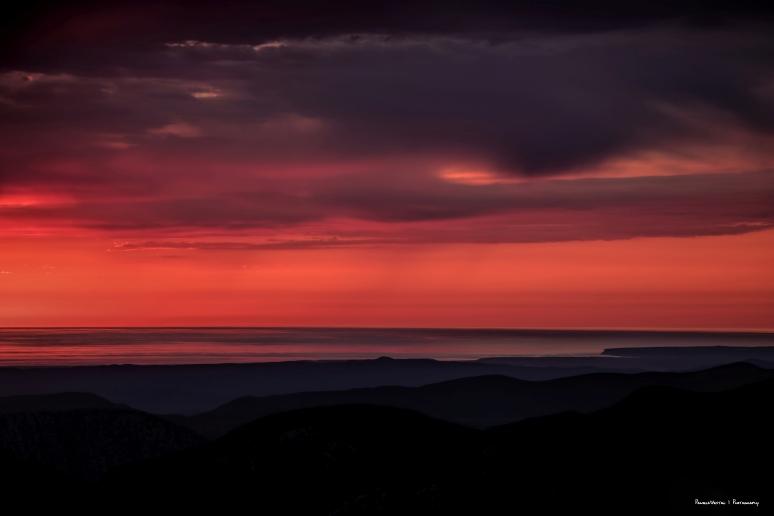 Sunset Concepcion