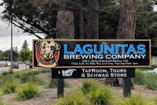 Lagunitas Brewery in Petaluma
