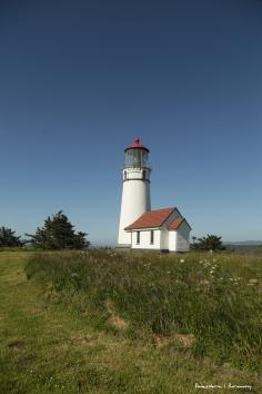 Cape Blanco lighthouse 1870