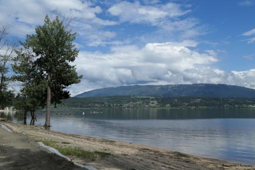 Shuswap Lake, Salmon Arm, BC
