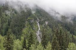 Waterfalls at every corner, it seemed!