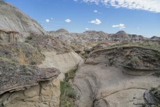 Beautiful erosion and patterns